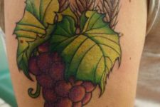 Half sleeve tattoo idea