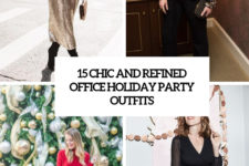 15 chic and refined office holiday party outfits cover