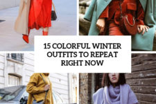 15 colorful winter outfits to repeat right now cover