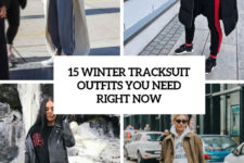 15 winter tracksuit outfits you need right now cover
