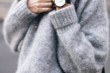 16 oversized sweaters keep being on top, pay attention to them