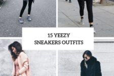 15 Stylish Women Outfits With Yeezy Sneakers