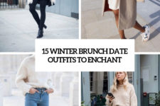 15 winter brunch date outfits to enchant cover