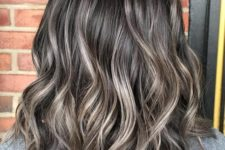 04 a balayage bob with ashy brown balayage is a natural-looking and simple idea