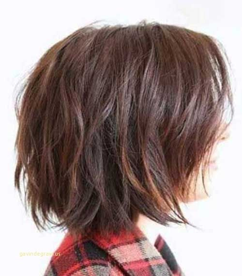 a layered and textured short bob is a fresh and modern option for any lady