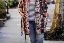a plus size girl could easily rock leopard shoes