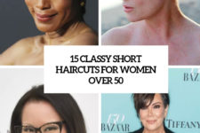 15 classy short haircuts for women over 50 cover