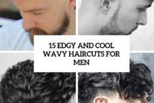 15 edgy and cool wavy haircuts for men cover