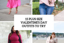 15 plus size valentine's day outfits to try cover