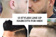 15 stylish line up haircuts for men cover