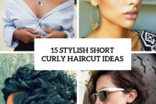 15 stylish short curly haircut ideas cover