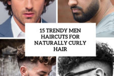 15 trendy men haircuts for naturally curly hair cover
