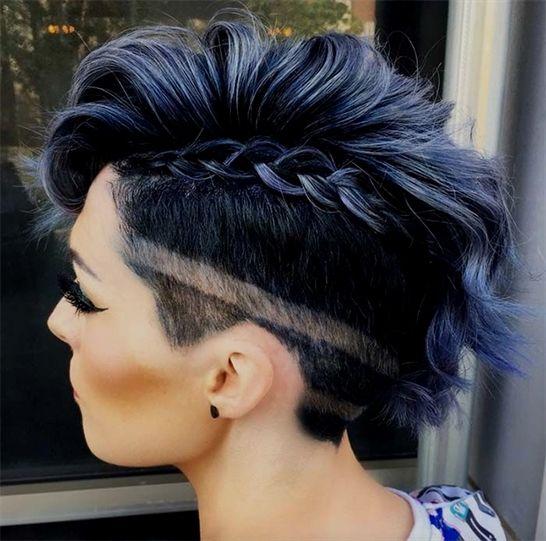 15 Daring Undercut Haircuts For Ladies Styleoholic