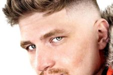02 a high fade faux hawk is a trendy and edgy idea that is great to rock right now