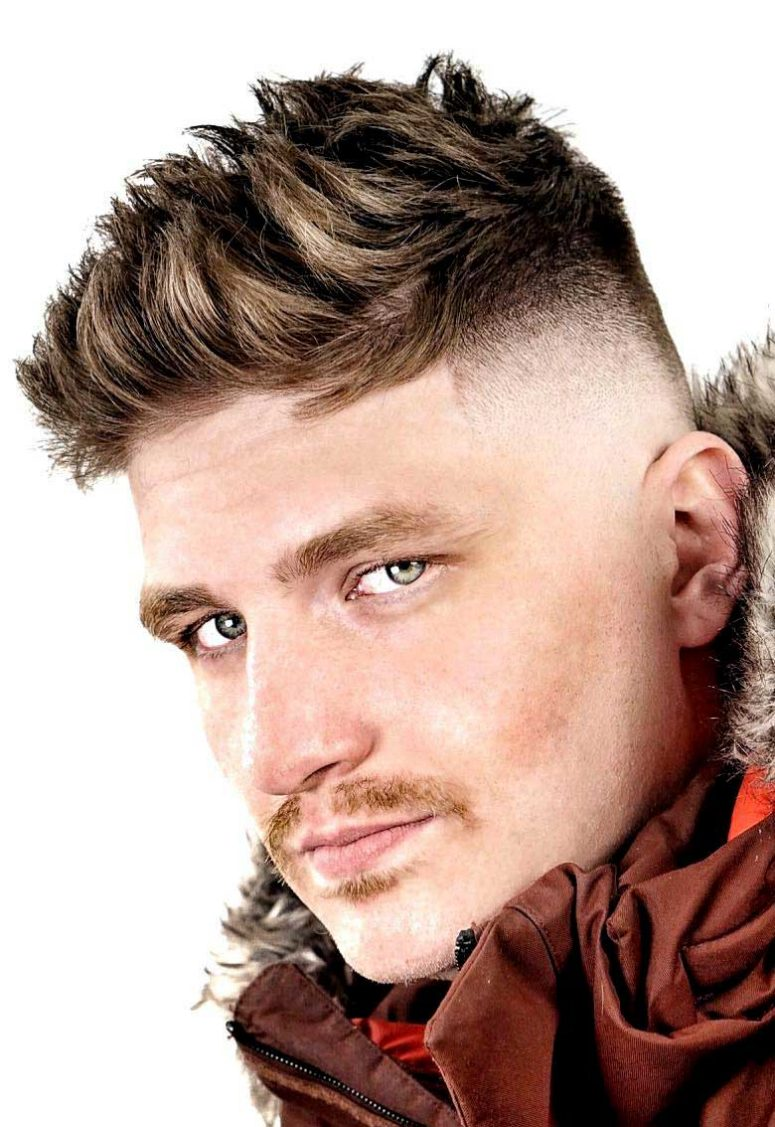 15 Bold Faux Hawk Haircuts For Men Styleoholic