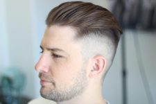 05 a short undercut with high skin fade is an ultra-modern option that requires some styling with a dryer