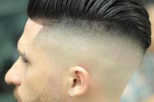 06 a combover pompadour is a bold modern idea with an elegant twist