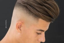 10 a high skin fade undercut is bold and unique idea but you'll have to style it with a blow dryer