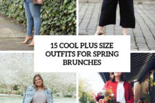 15 cool plus size outfits for spring brunches cover
