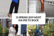 15 spring 2019 must haves to rock cover