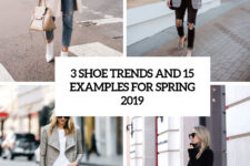 3 shoe trends and 15 examples for spring 2019 cover