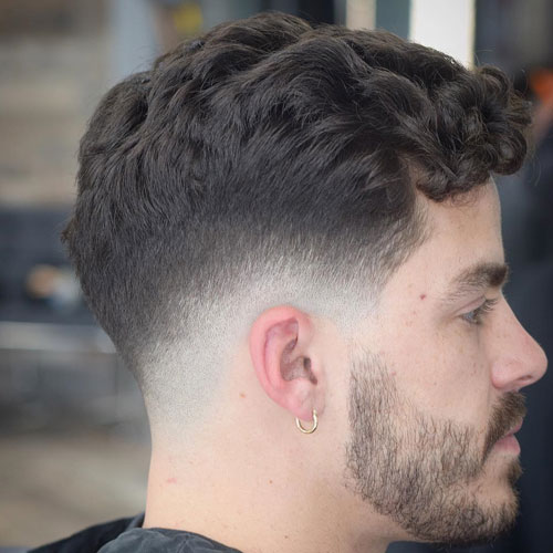 15 Hottest Low Fade Haircuts For Men