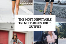 the most disputable trend 15 bike shorts outfits cover