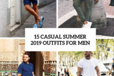 15 casual summer 2019 outfits for men cover