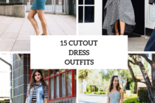 15 Outfits With Cutout Dresses To Repeat