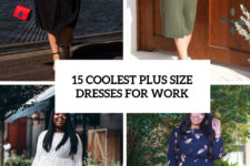15 coolest plus size dresses for work cover