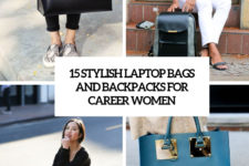 15 stylish laptop bags and backpacks for career women cover