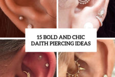 15 bold and chic daith piercing ideas cover