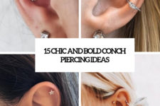 15 chic and bold conch piercing ideas cover