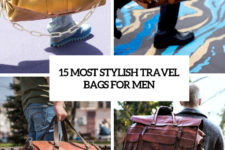15 most stylish travel bags for men cover