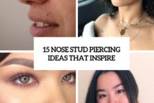 15 nose stud percing ideas that inspire cover