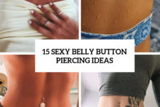 15 sexy belly button piercing ideas cover