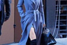 a gorgeous coat with pockets is right what you need for a perfect fall look