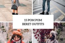 15 Looks With Pom Pom Berets