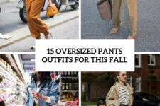 15 oversized pants outfits for this fall cover