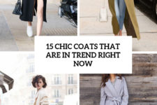 15 stylish coats that ar ein trend right now cover