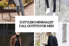 15 stylish minimalist fall outfits for men cover