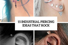 15 trendy industrial piercing ideas that rock cover