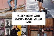 15 edgy looks with combat boots for this fall cover