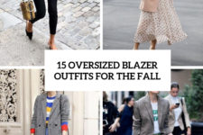 15 oversized blazer outfits for the fall cover