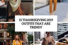15 thanksgiving 2019 outfits that are trendy cover