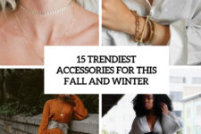15 trendiest accessories for this fall and winter cover