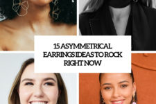 15 asymmetrical earrings ideas to rock right now cover