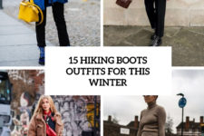 15 hiking boots outfits for this winter cover