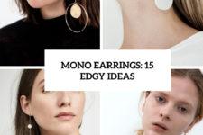 mono earrings 15 edgy ideas cover