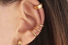 matching earrings is an awesome and trendy choice